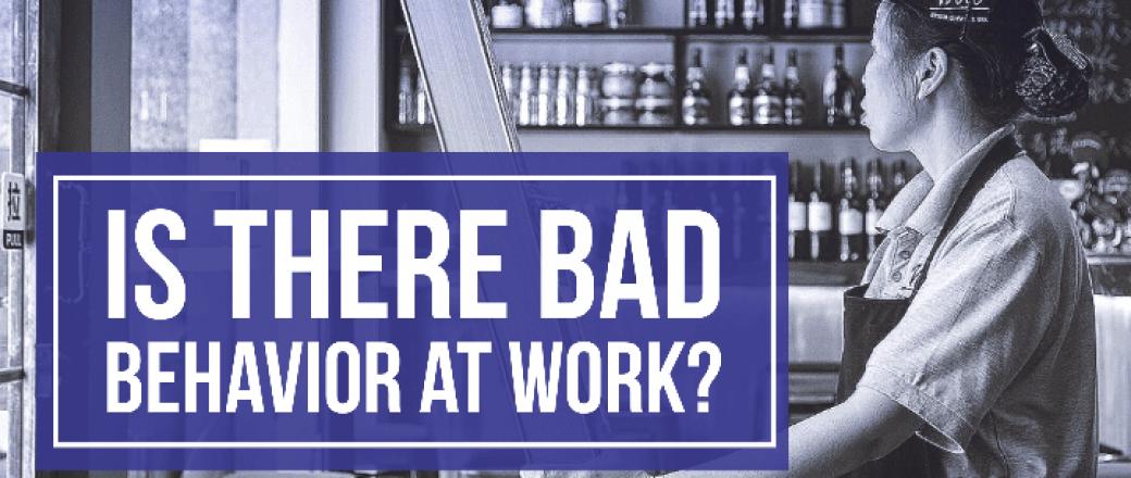 Worker Bad Behavior by Industries