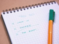 Can Writing Your To Do List Help Your Brain?