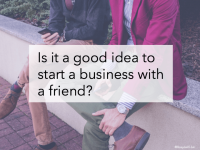 Do you really want to start a business with your friend?