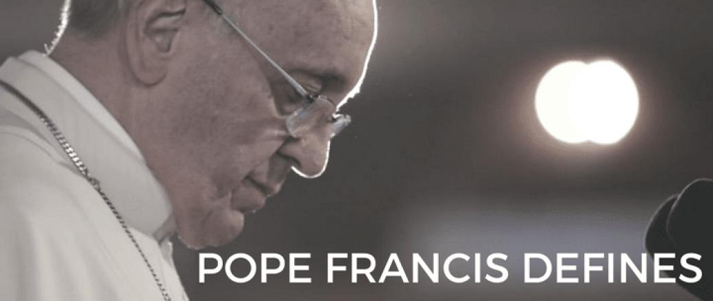 How Pope Francis Defines Good Leaders