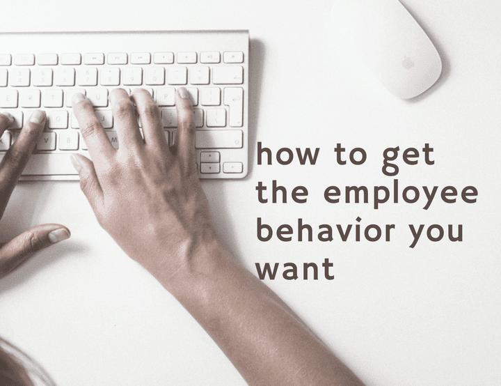 8 Ways to Encourage Employee Behavior