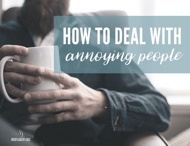 8 Ways Successful People Deal With People They Don't Like